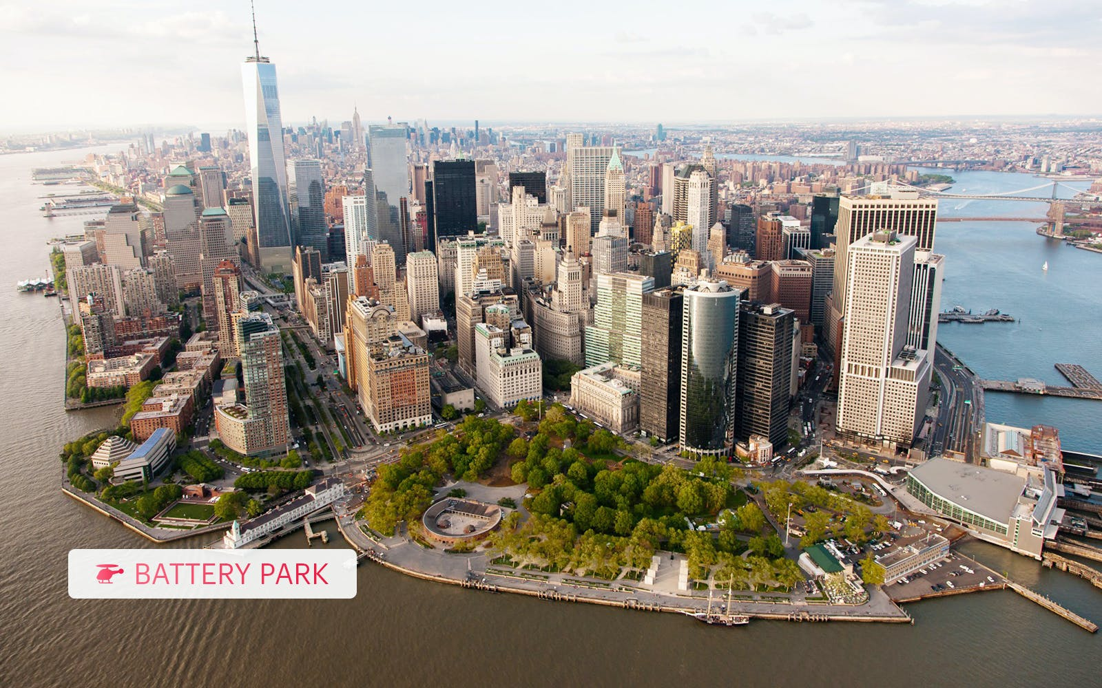 30 minutes nyc helicopter tour with heliport fee-7