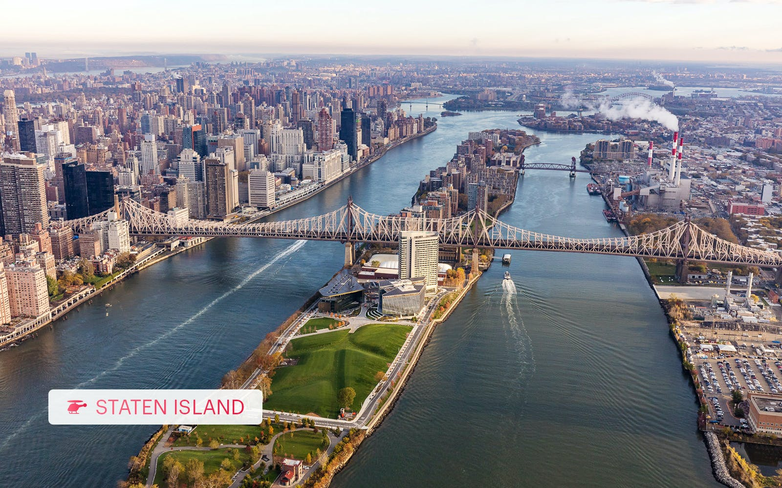 30 minutes nyc helicopter tour with heliport fee-18