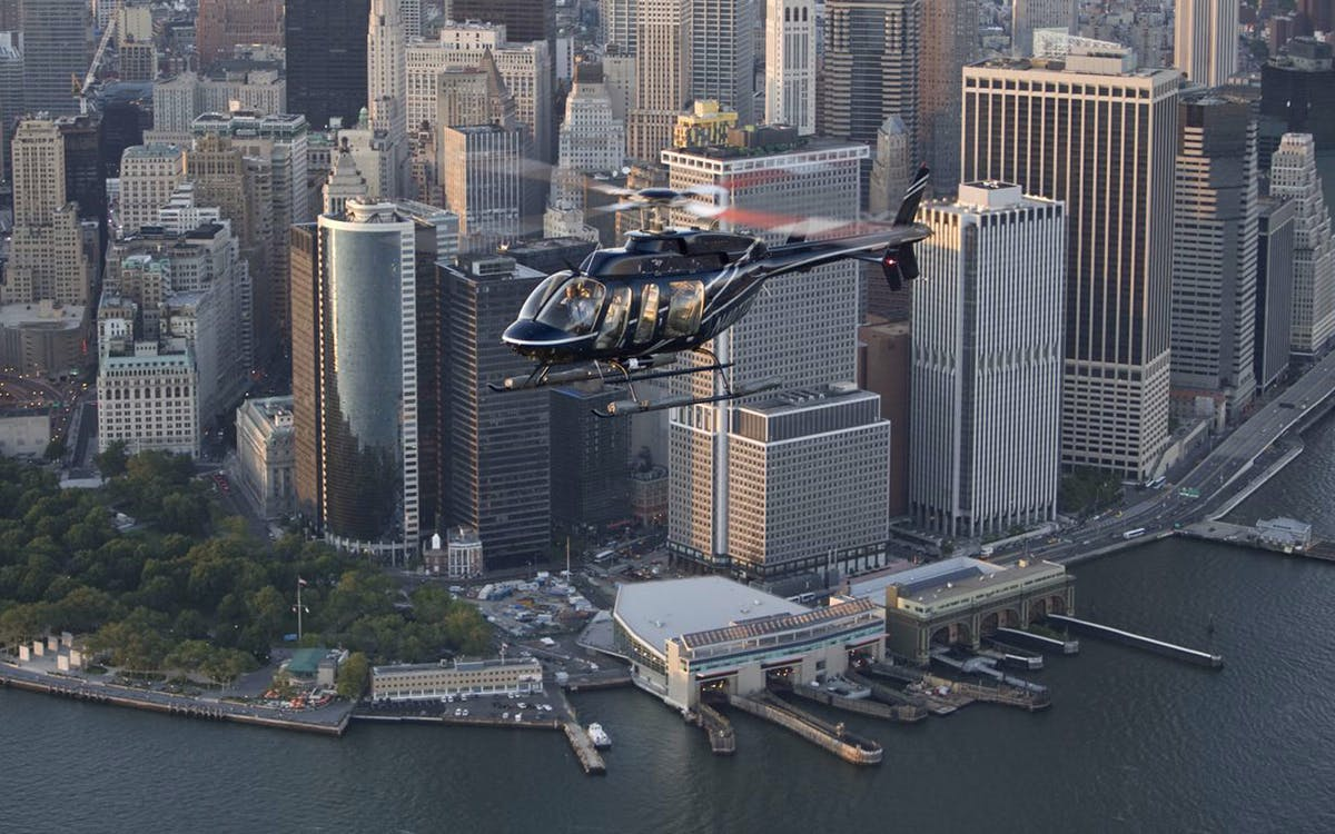 30 minute helicopter tour - including heliport fees-1