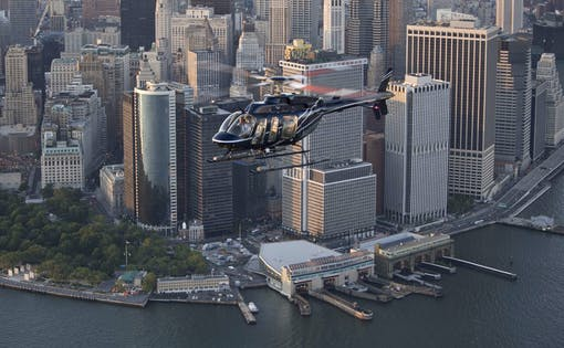 30 Minute Helicopter Tour - Including Heliport Fees