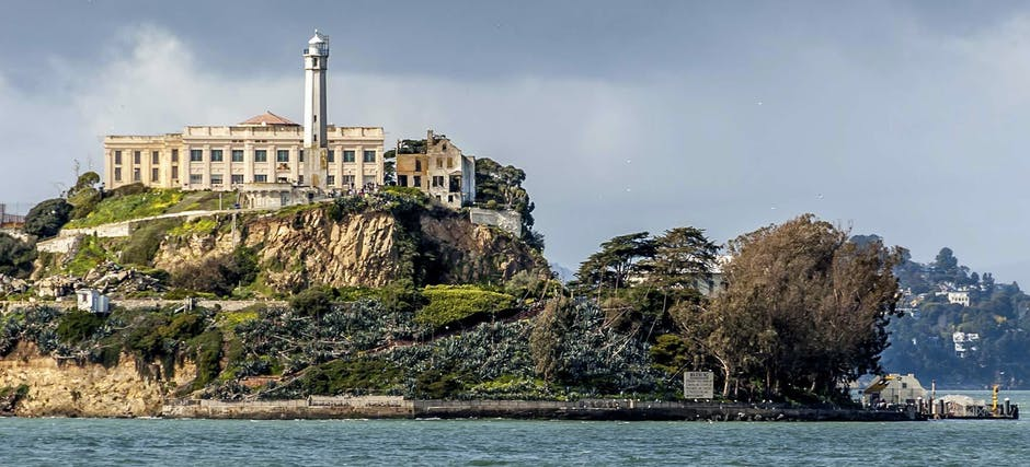 Golden Gate & Alcatraz Island Cruise