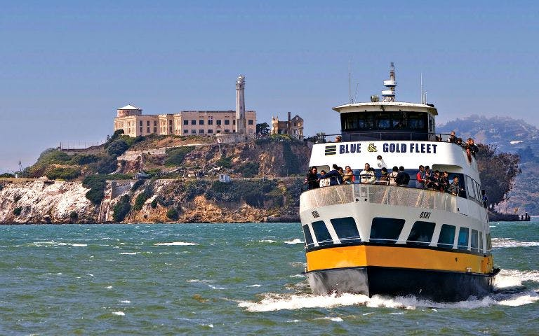 Alcatraz On Island Tours