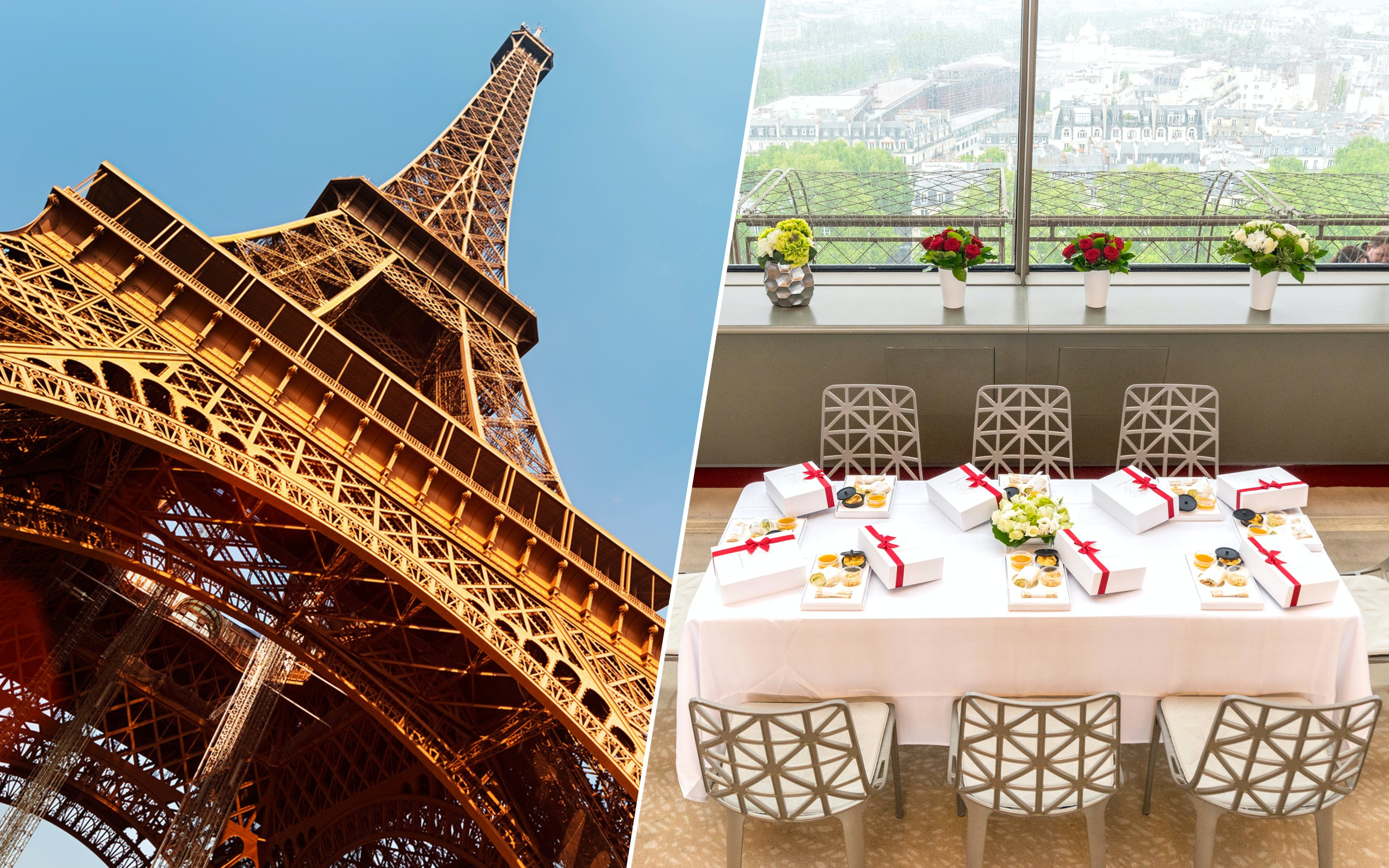 Eiffel Tower VIP: Priority Access to the Summit with Gourmet Tasting