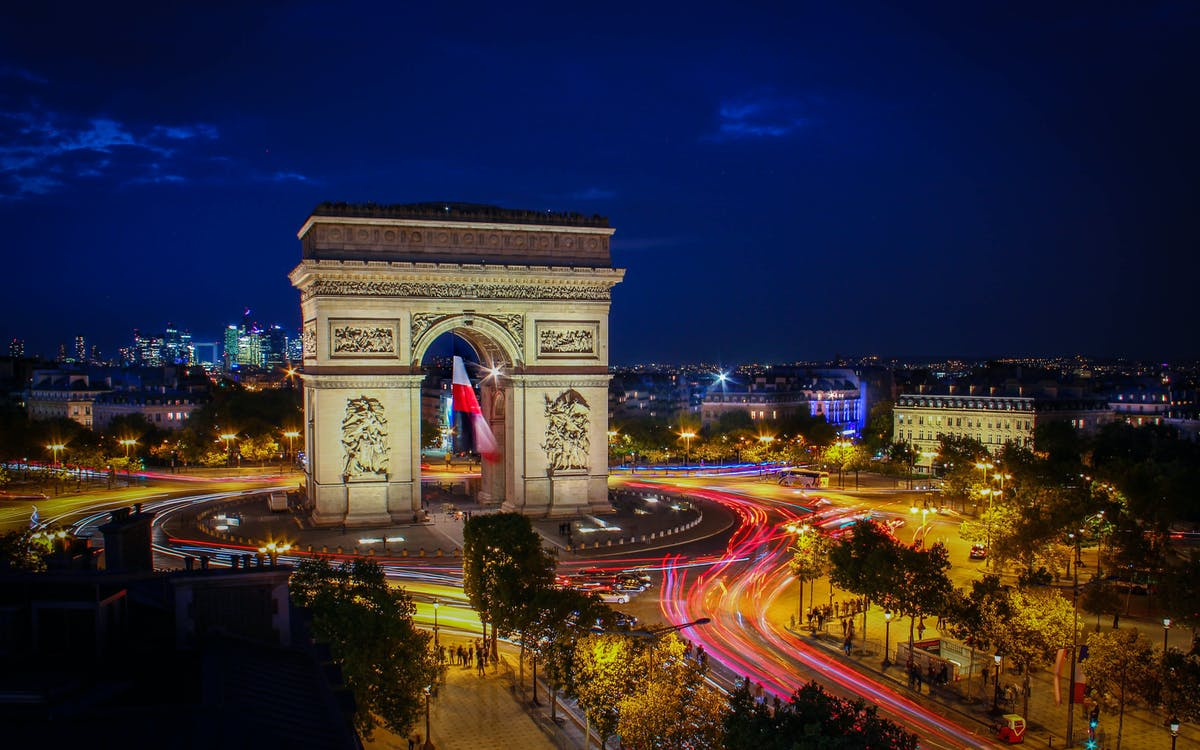 open tour paris: 1/2/3 day hop-on-hop-off bus + night tour-1