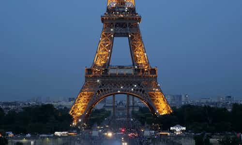 Paris Night Tours