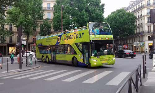Paris Night Tours - 2