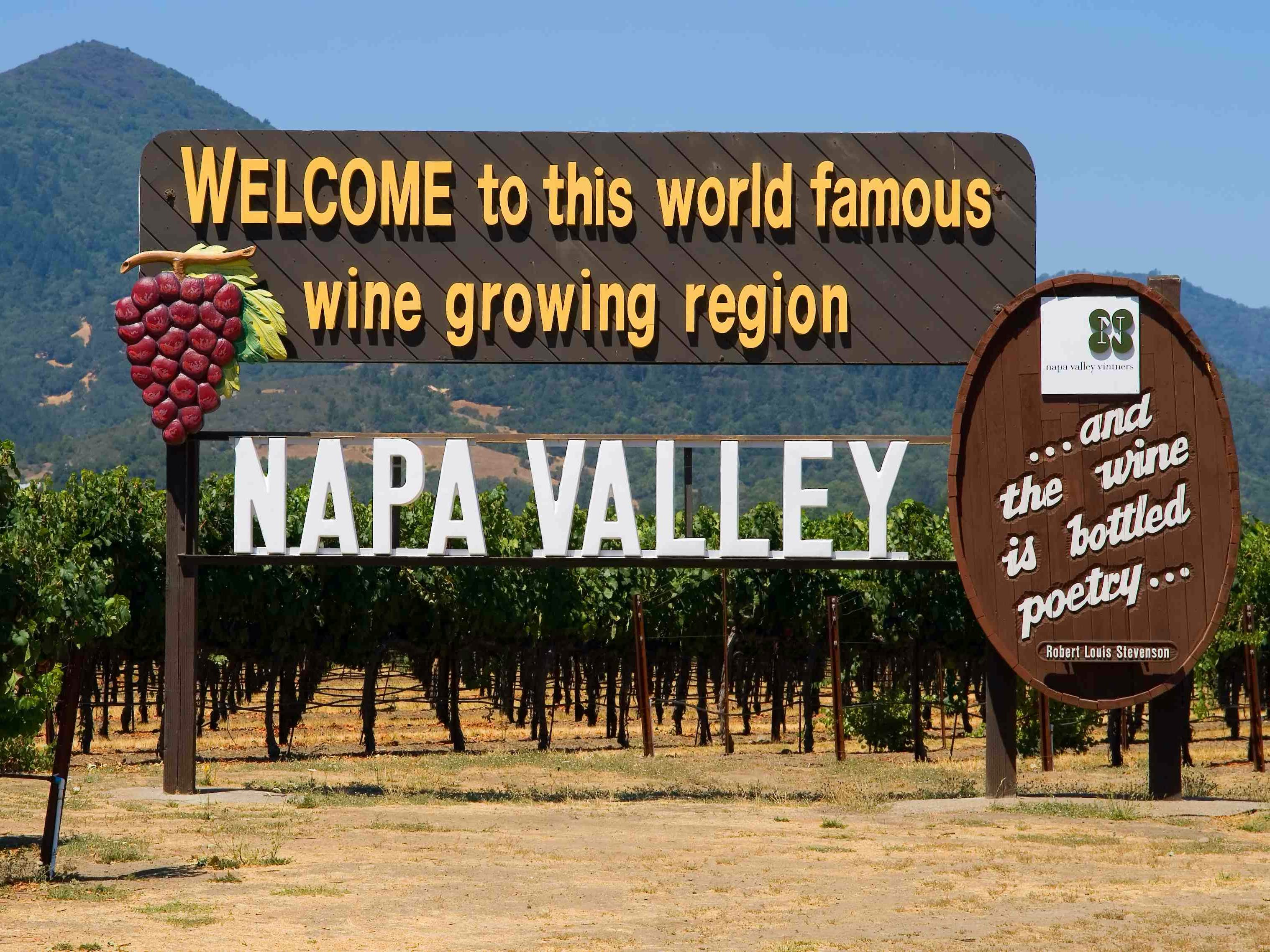 Napa & Sonoma Valley Wine Tour by Coach