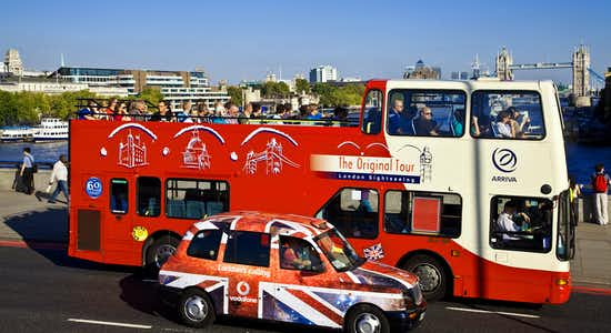 london hop on hop off bus tours - 4