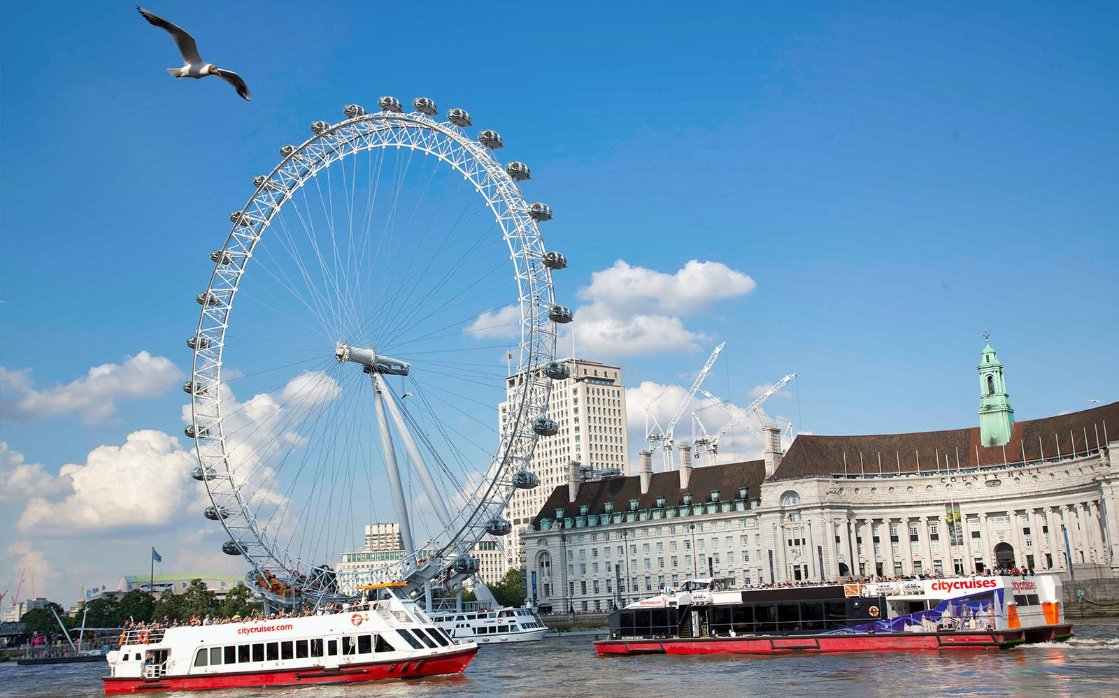 the original london hop-on-hop-off sightseeing bus & cruise tour -2