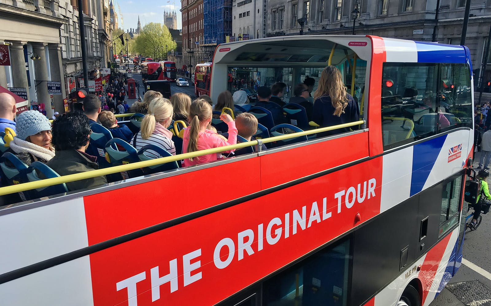 the original london hop-on-hop-off sightseeing bus & cruise tour -3
