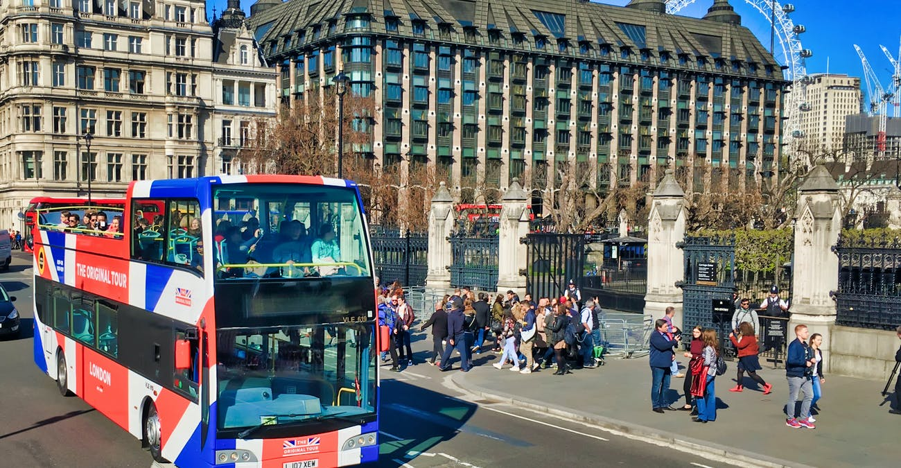 London Travel Tips - First Timers