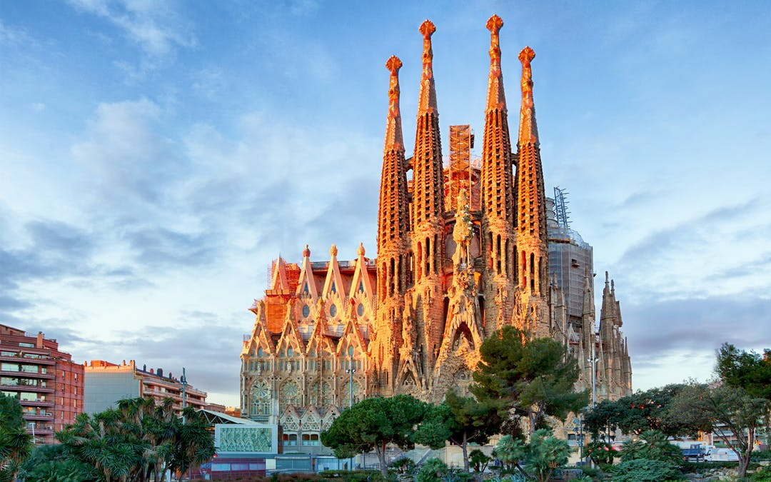 Fast Track Tickets Sagrada Familia Headout Barcelona