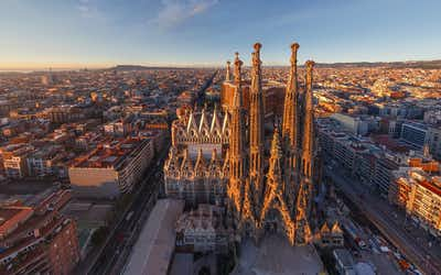 Best of Antoni Gaudi
