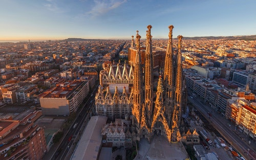 Fast Track Tickets to Sagrada Familia