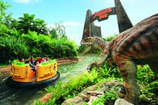 Best Theme Parks in Singapore - Universal Studios Singapore - 2