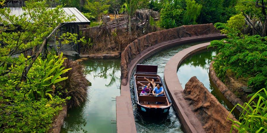 Singapore in June - River Safari
