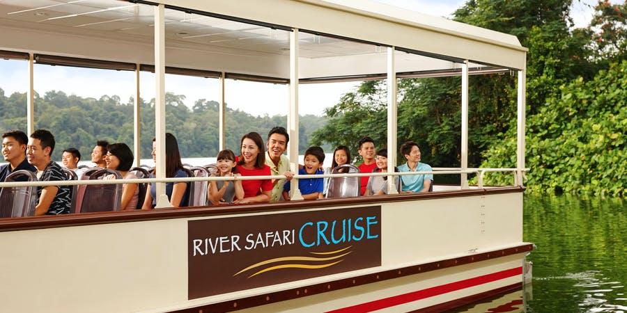 Singapore in August - River Safari