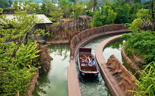River Safari with Private Hotel Transfers