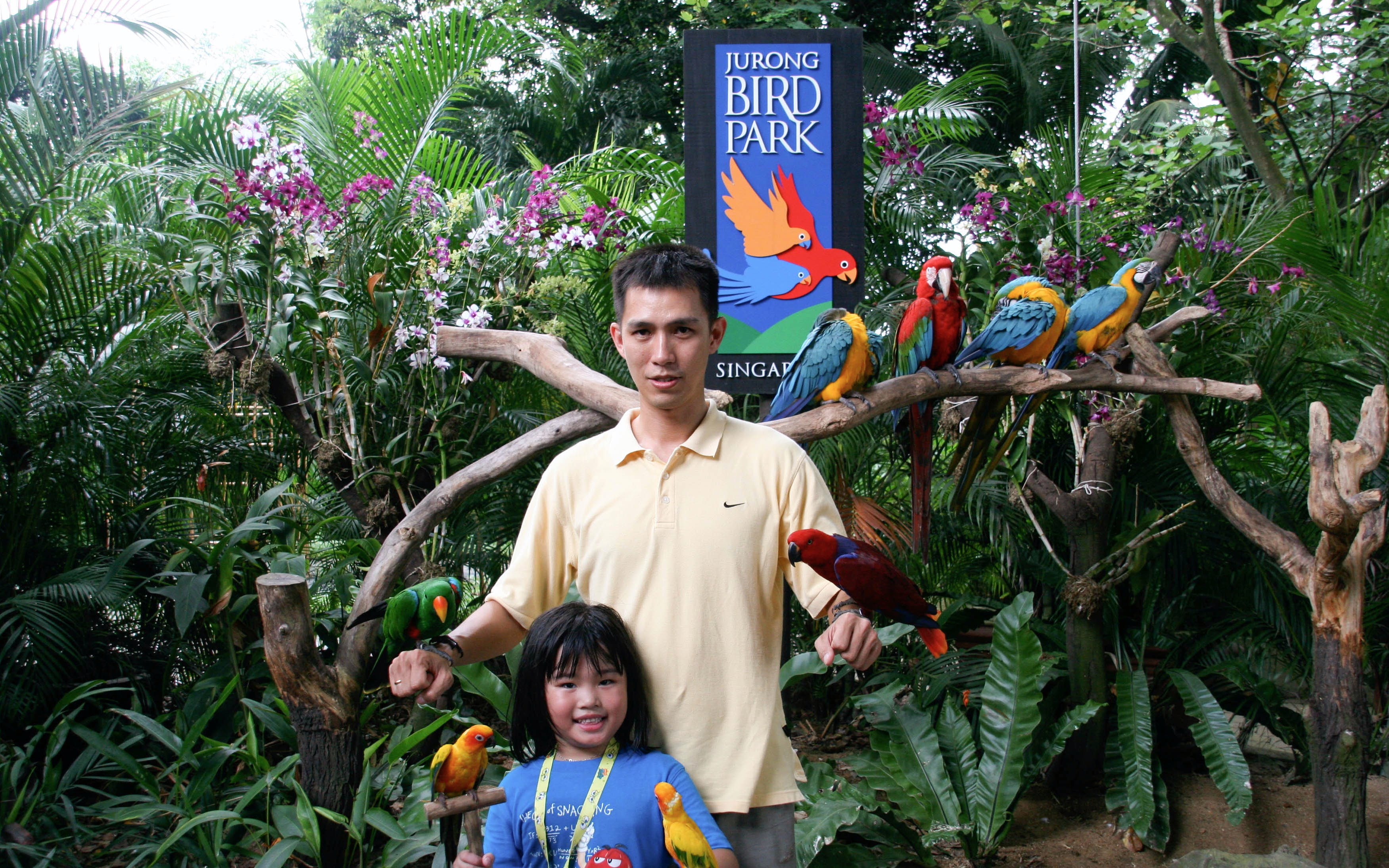 jurong bird park tickets with tram ride-4