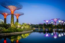 Singapore Itinerary - Gardens by the Bay - 1