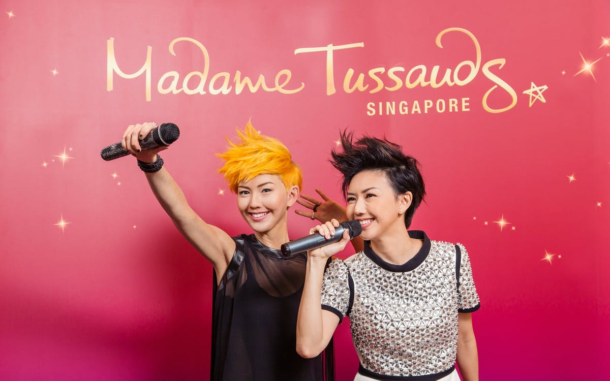 madame tussauds singapore -2
