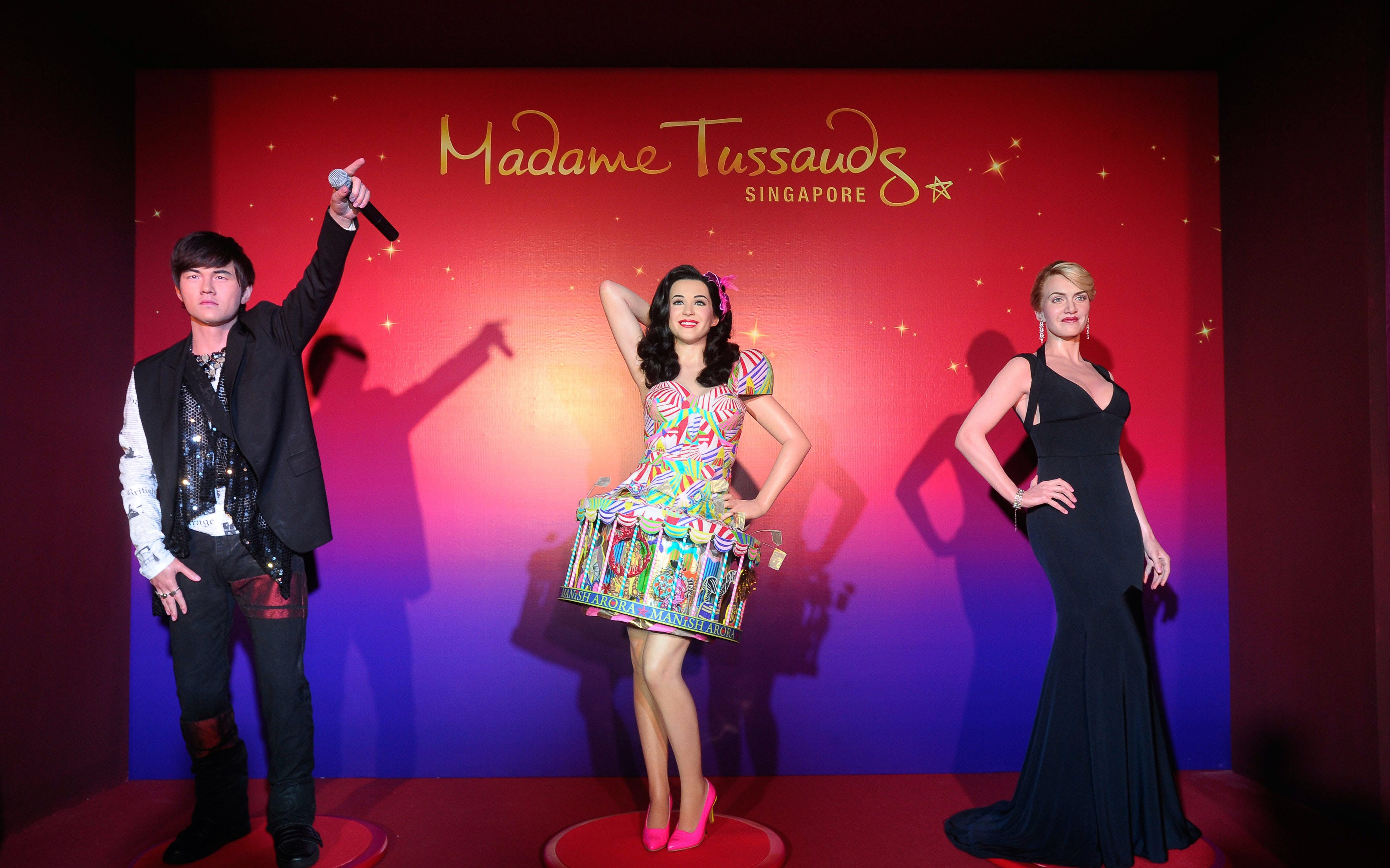 Things to do in Singapore - Madame Tussauds Singapore - 1