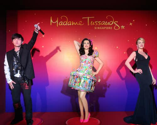 Madam Tussauds Singapore