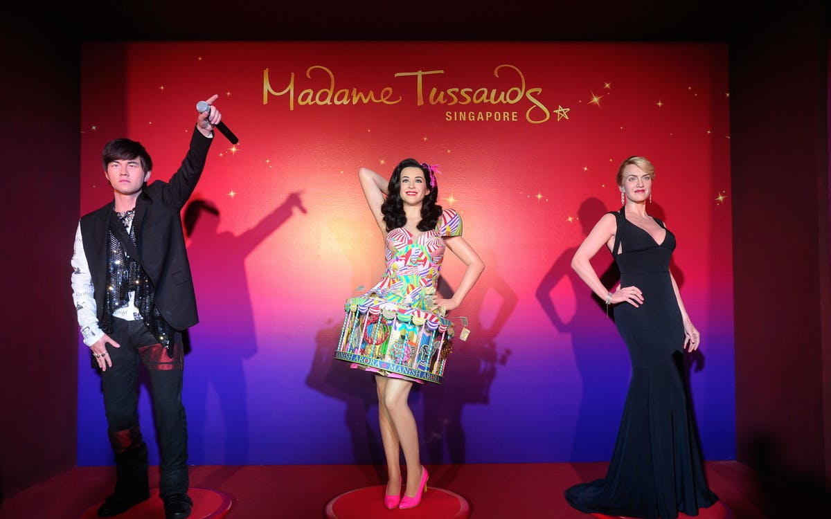 madame tussauds singapore -1