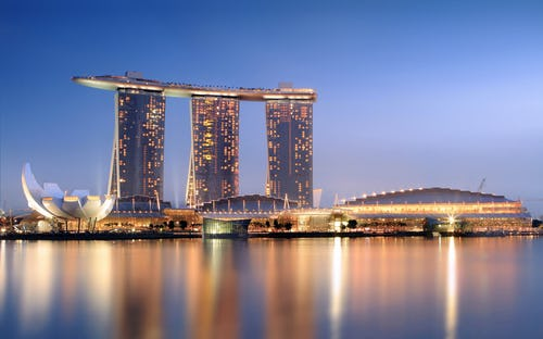 City Tours & Sightseeing Singapore