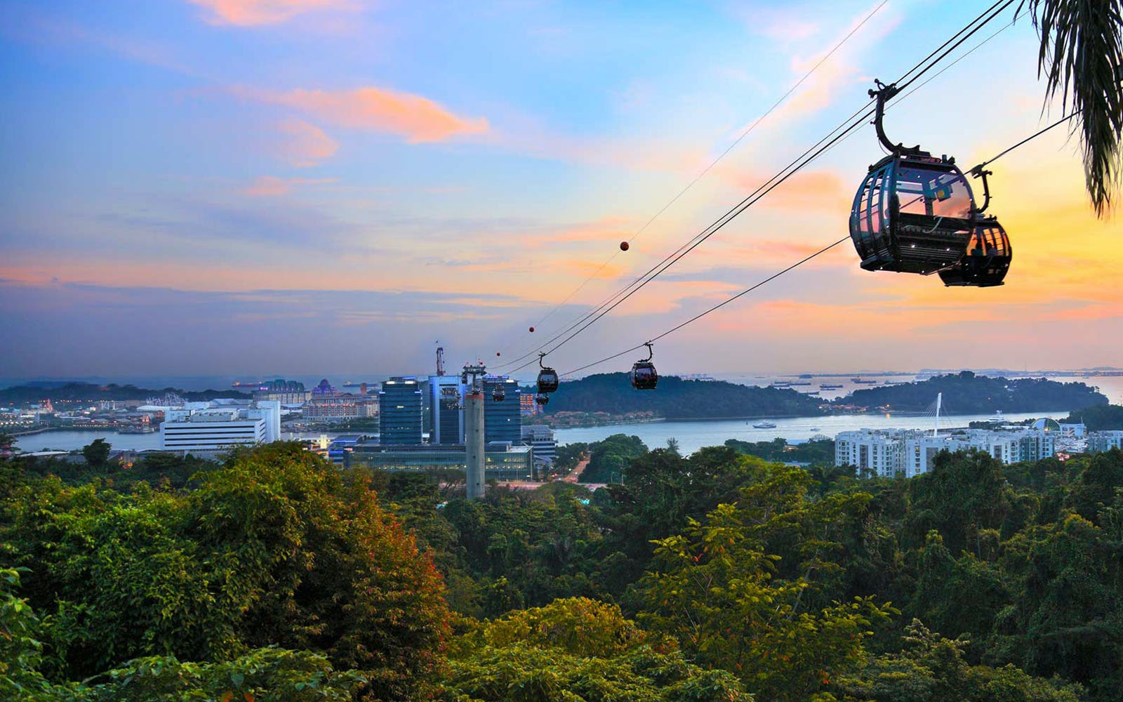 singapore cable car sky pass round trip-2