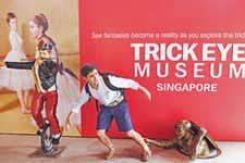 Best Things to do in Singapore - Trick Eye Museum - 1