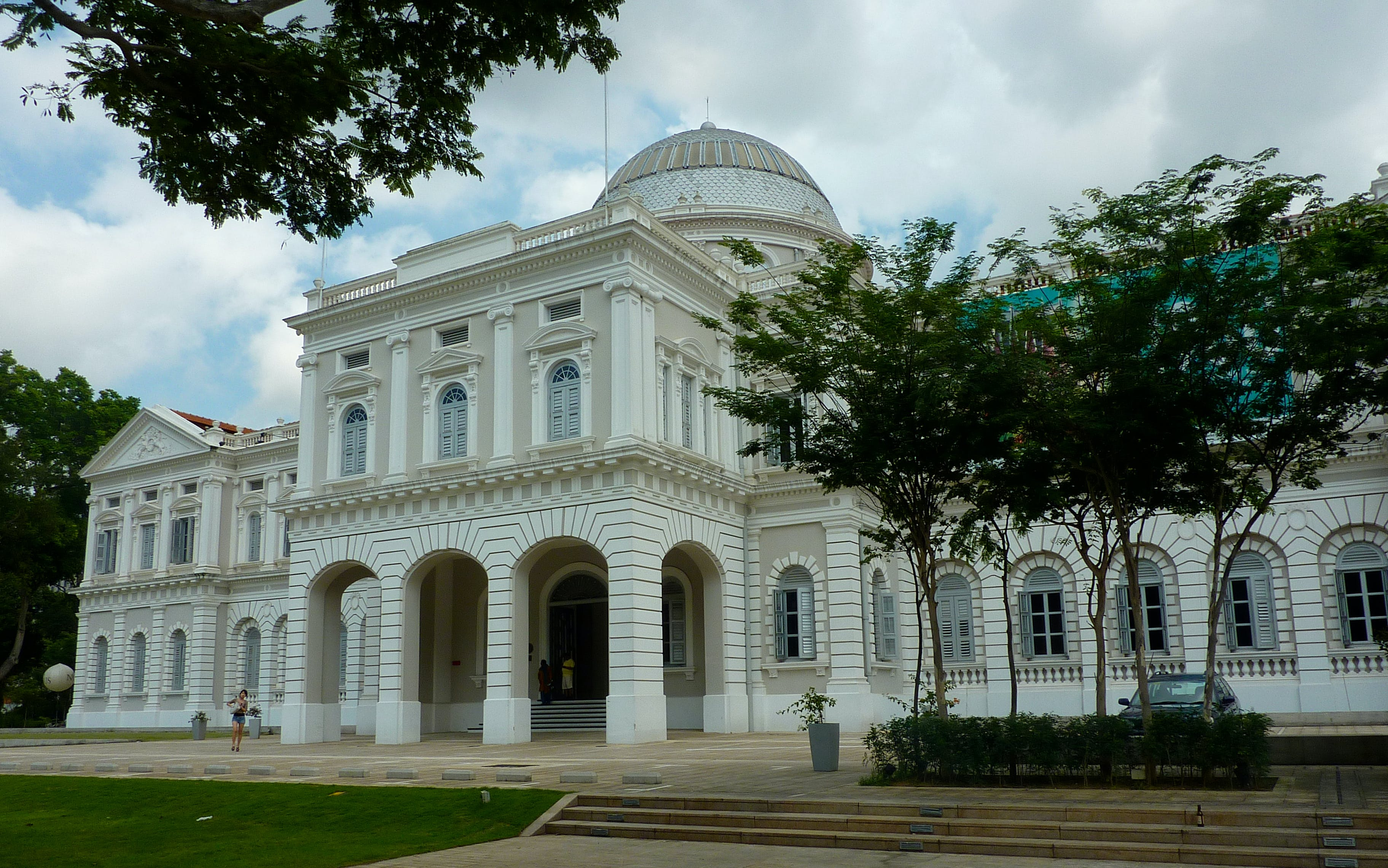 Singapore itinerary - National Museum of Singapore