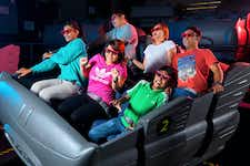 Things to do on Sentosa Island - Sentosa 4D Adventureland - 2
