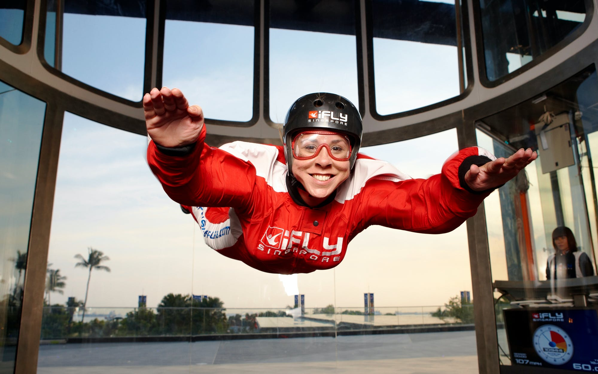 Best Things to do in Singapore - iFly Singapore - 1