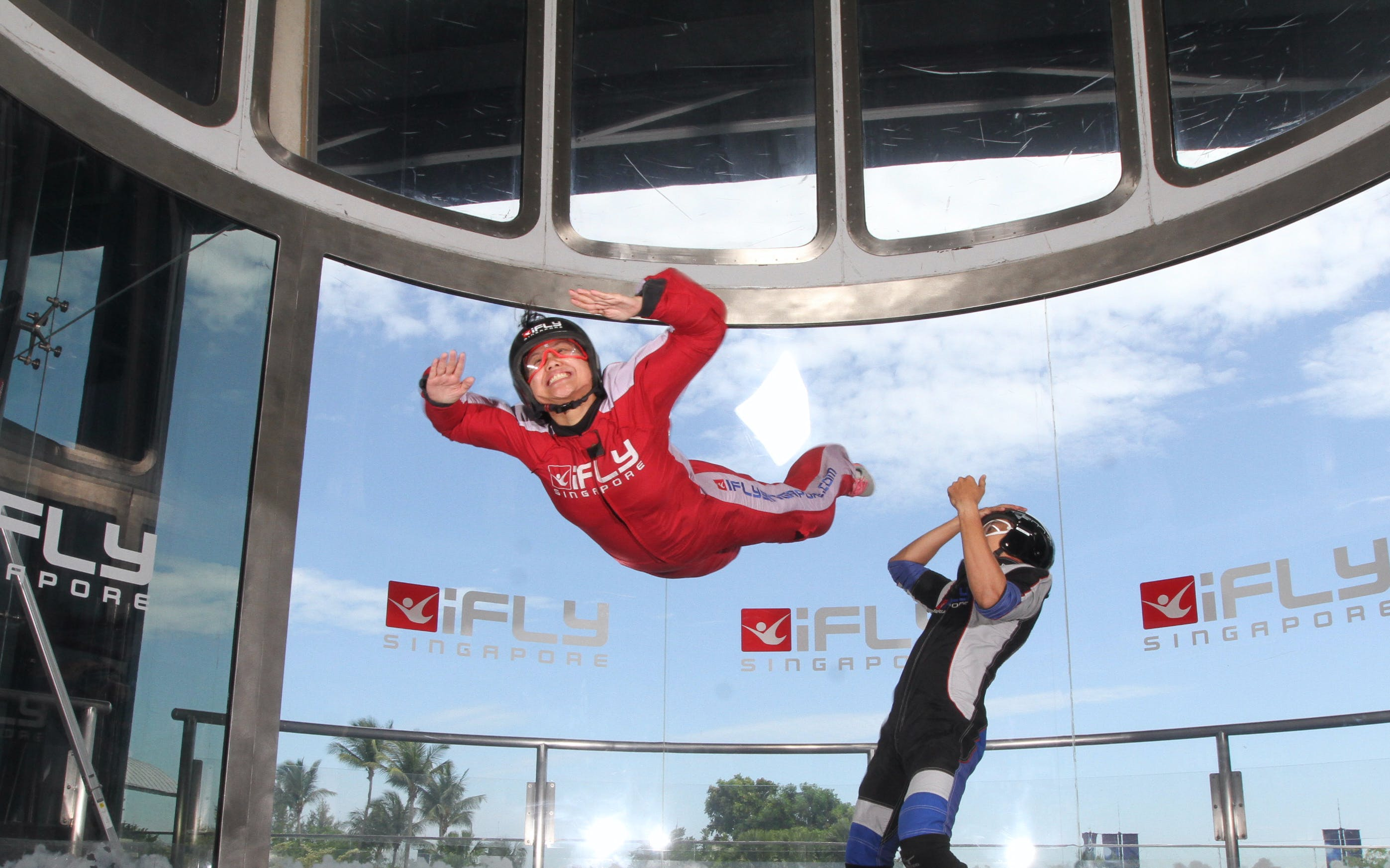 Best Things to do in Singapore - iFly Singapore - 3