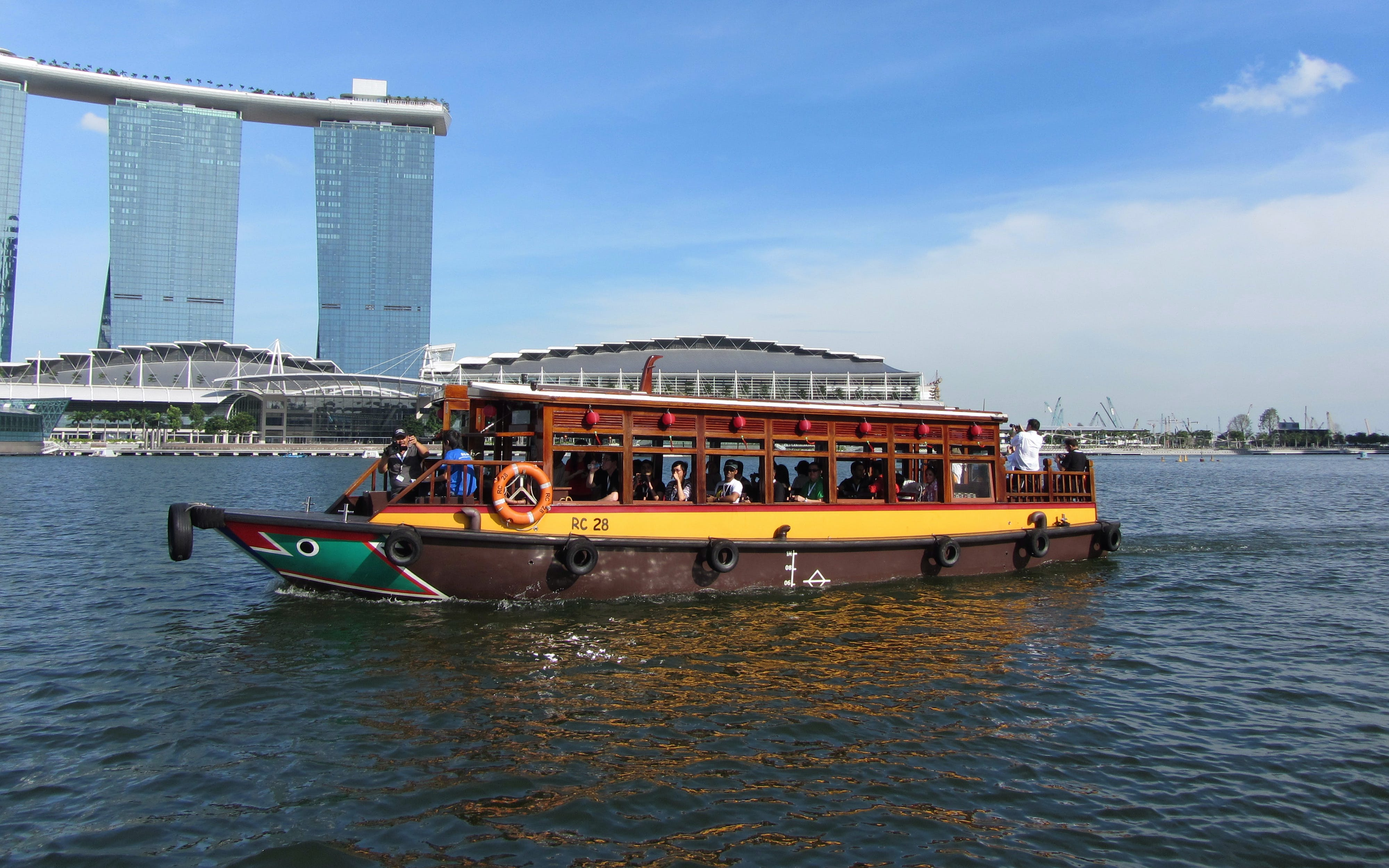singapore river cruise -1