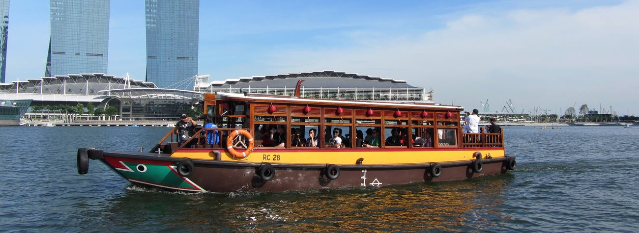 Singapore River Cruises