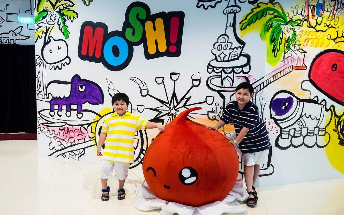 Best Things to do in Singapore - MOSH - 2