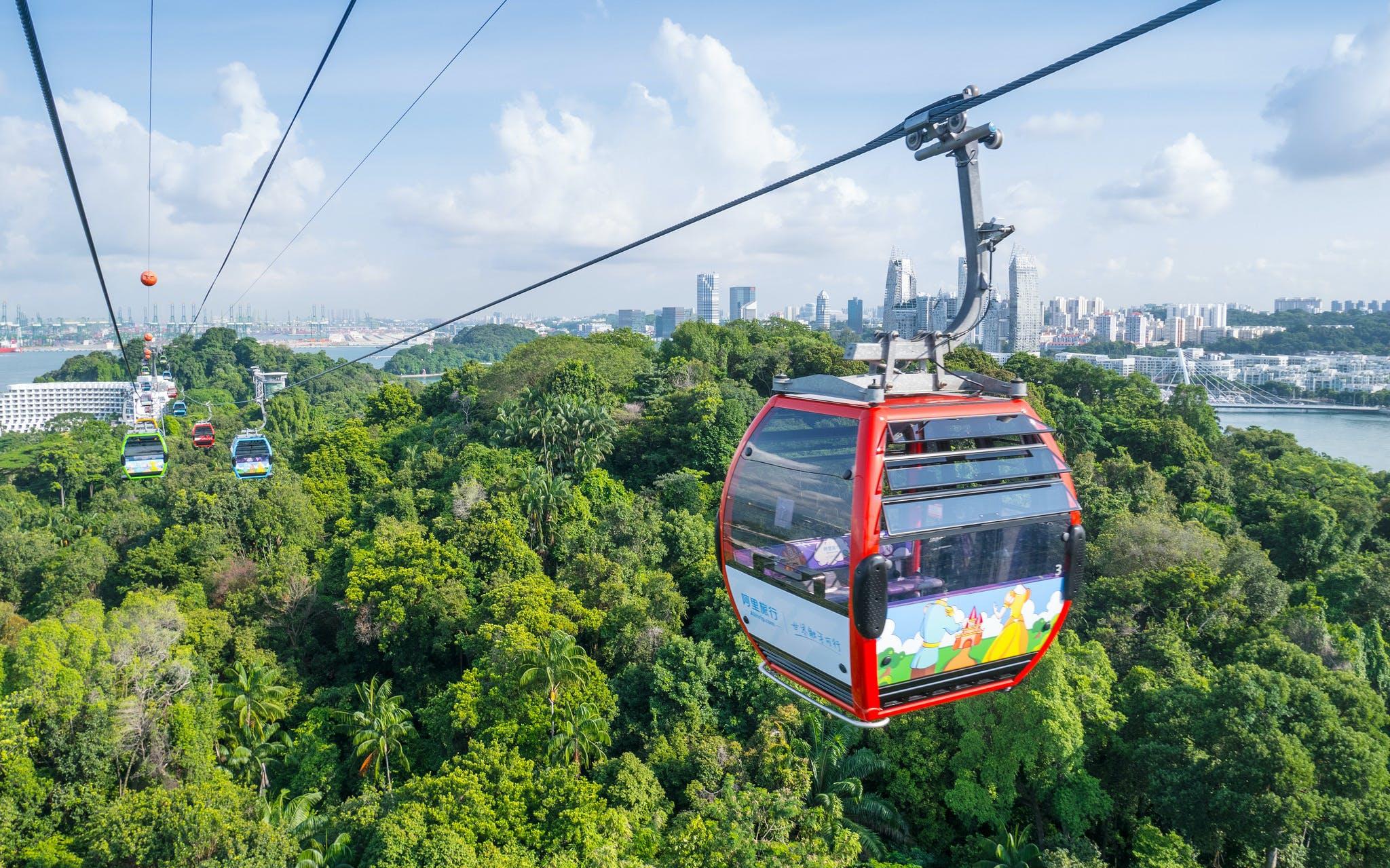 cable car singapore-1