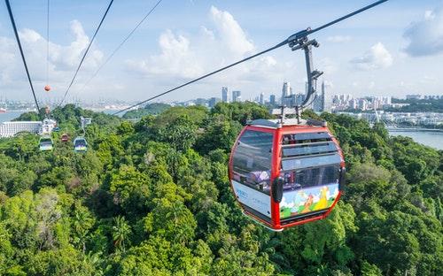 Hier sind 11 Dinge, für die Singapur am besten bekannt ist.