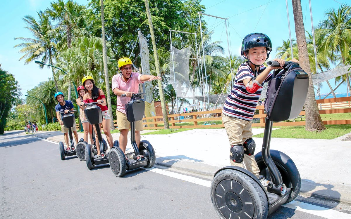 go green segway fun ride tour of sentosa-1