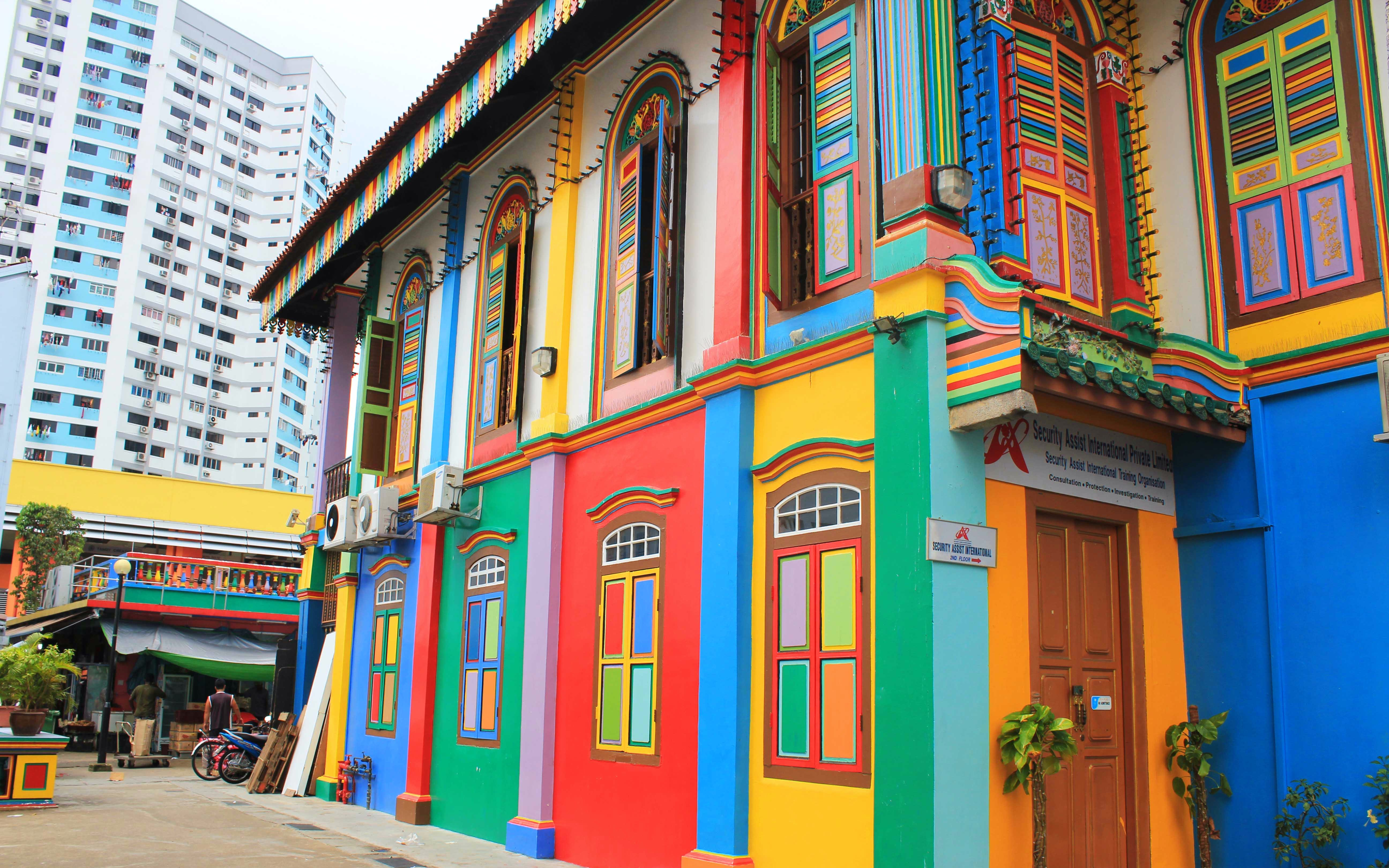 Gems of Little India Walking Tour