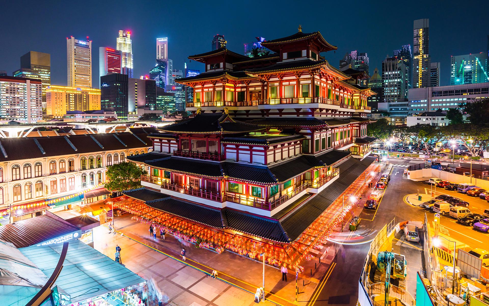 Restaurait China Town Tours