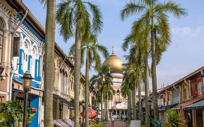 Top 10 Singapore Walking Tours