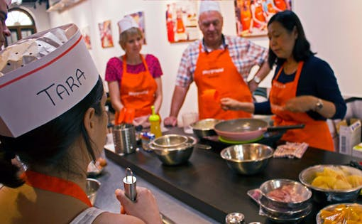 Cultural Cooking Class by Food Playground