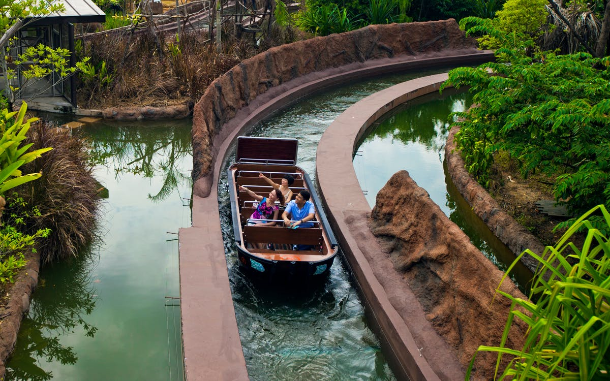 super saver combo: singapore zoo + river safari-2
