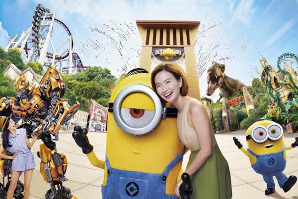 Universal Studios Singapore reopening Post Coronavirus