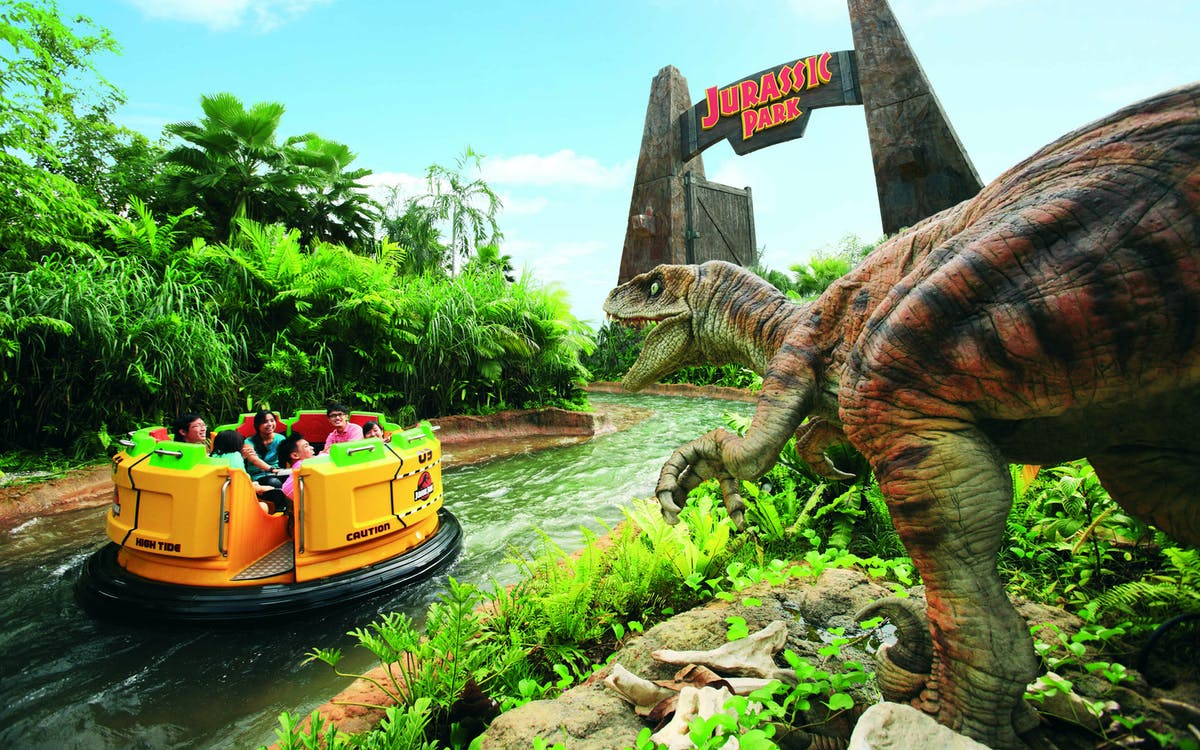 Universal Studios Singapore Tickets Best Price Guarantee