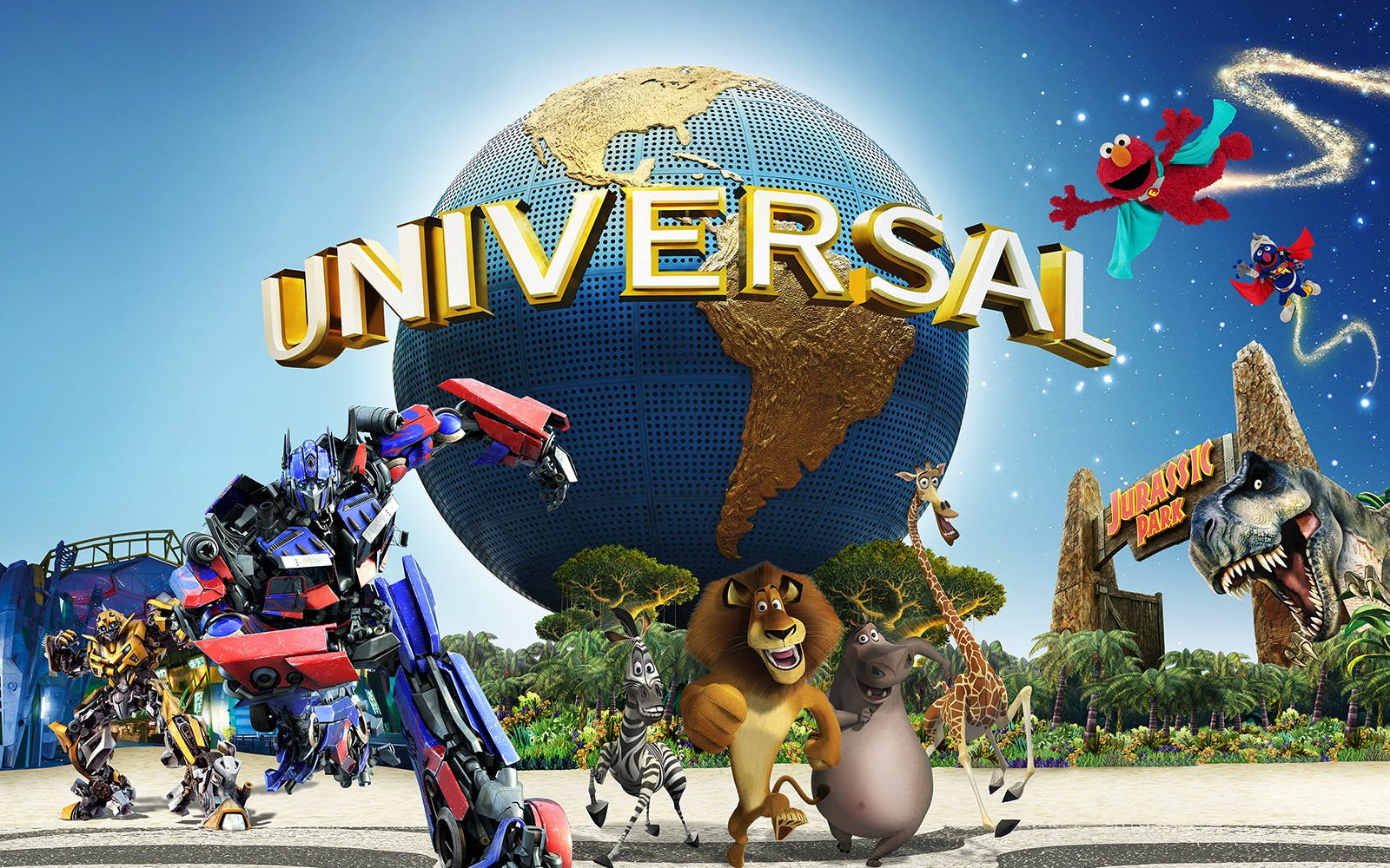 skip the line Universal Studios Singapore tickets