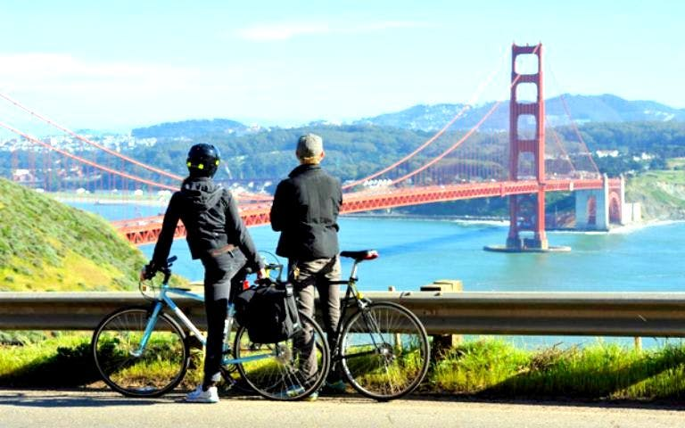 SF & Sausalito Bike Tour
